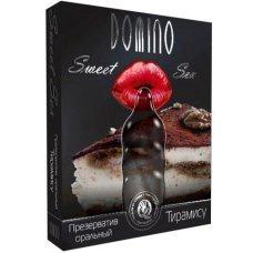 Презервативы Domino Sweet Sex Тирамису