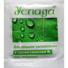 Гель-лубрикант Услада с провитамином В5 4 гр