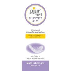 Лубрикант Pjur Med Sensitive Glide 2 мл, пробник