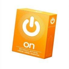 """Презервативы """"ON)"""" Stimulation №3 с точками (ширина 54mm)"""