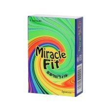 Презервативы латексные Sagami Miracle Fit