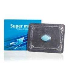 Препарат для потенции Super Man 10 капсул