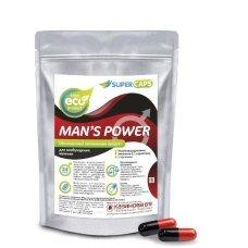 Средство возбуждающее для мужчин с L-carnitin Mans Power 2 капсулы