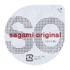 Полиуретановый презерватив Sagami Original 0,02 1 шт