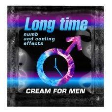 Крем-пролонгатор для мужчин Long Time 1,5 гр, пробник